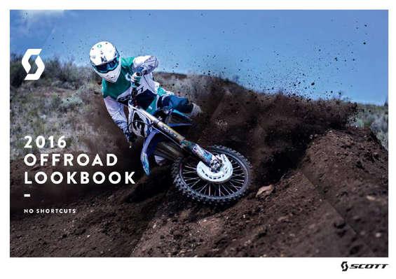 Ofertas de Scott, lookbook offroad