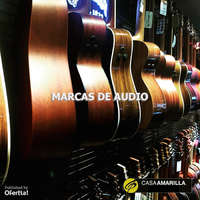 marcas de audio