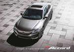 Ofertas de Honda, new accord