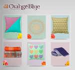 Ofertas de Orange Blue, línea hogar