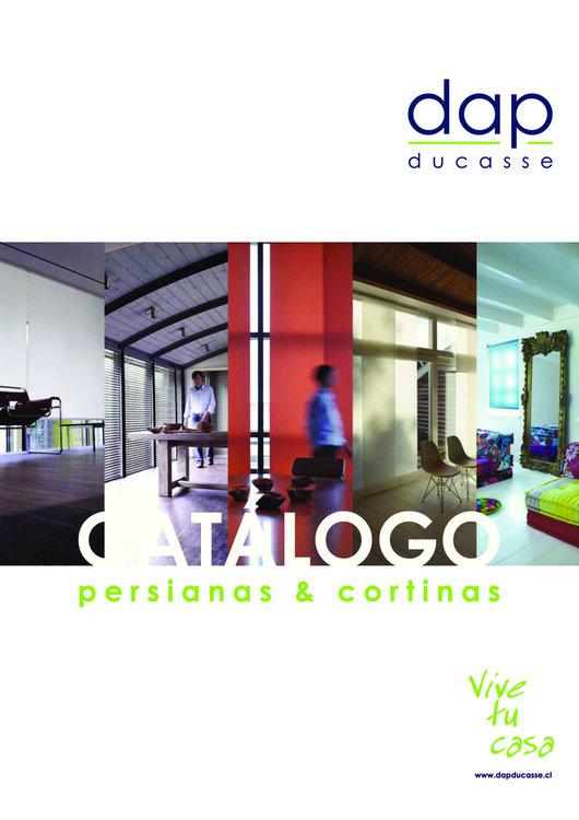 Ofertas de Dap Ducasse, catálogo persianas & cortinas