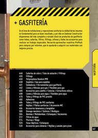 Guía Maestra: Gasfitería 2015-2016