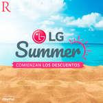 Ofertas de Ripley, LG Summer