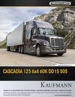Ofertas de Kaufmann, freightlinder