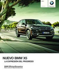 Nuevo BMW X5. La expresión del progreso