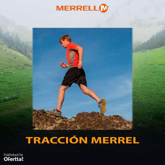 Ofertas de Funsport, Tracción Merrel