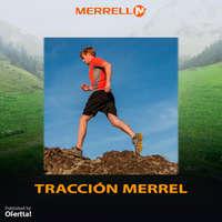 Tracción Merrel