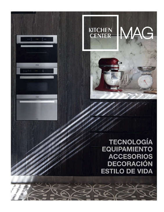Ofertas de Kitchen Center, catálogo 2015