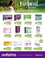 Ofertas de Farmacias Redfarma, Natural