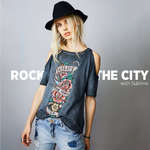 Ofertas de Americanino, rock the city