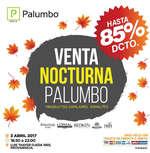 Ofertas de Palumbo, descuento otoño