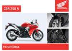 Ofertas de Honda, CBR 250 R