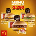 Ofertas de McDonald's, promos