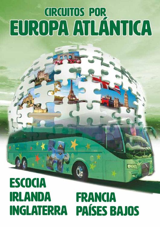 Ofertas de Europamundo, atlántica 2015