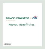 Ofertas de Banco Edwards, descuentos