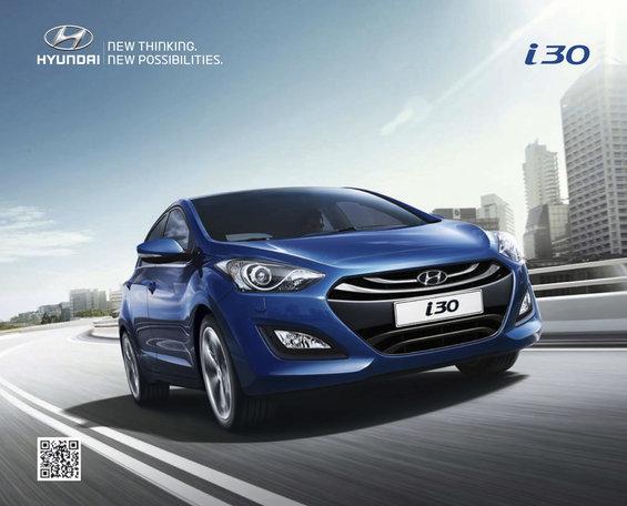Ofertas de Hyundai, Hyundai i30 - Hyundai Chile 2014