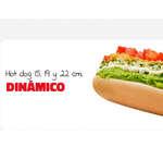 Ofertas de Pedro, Juan & Diego, Productos - Hamburguesas y Hotdogs