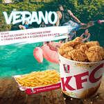 Ofertas de KFC, nuevos KFC