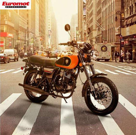 Ofertas de Euromot, motos