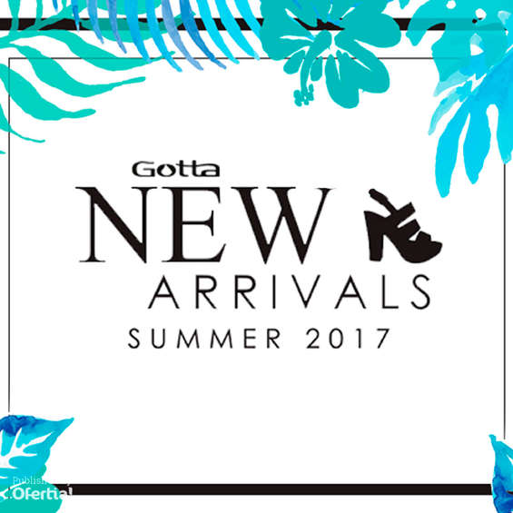 Ofertas de Gotta, New Arrivals. Summer 2017