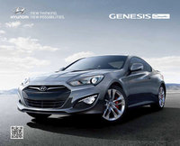 Genesis Coupé - Hyundai Chile 2014