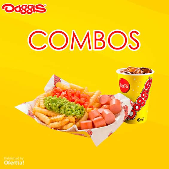 Ofertas de Doggis, Combos