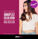Ofertas de Glam, back from summer