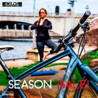 Season ¡Sale!
