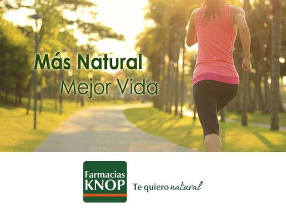 Ofertas de Farmacias Knop, Productos naturales