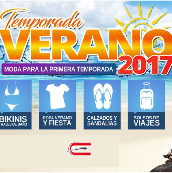 Ofertas de La Elegante, Temporada Verano 2017