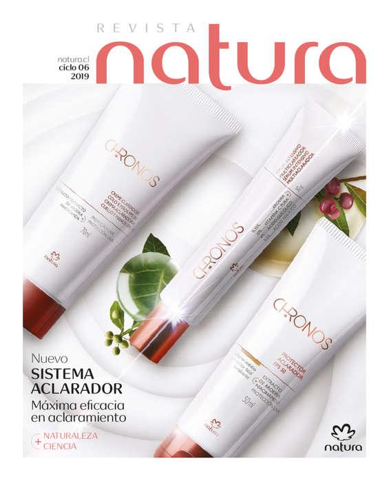 Ofertas de Natura, Ciclo 06