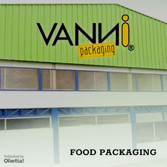 Ofertas de Vanni, food packing