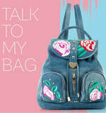 Ofertas de Via Uno, Talk to my bag