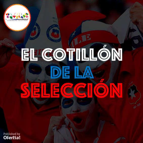 Ofertas de Cotillón Express, Copa Confederaciones