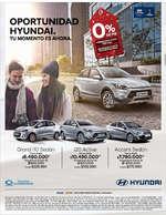 Ofertas de Hyundai, oportunidad hyundai