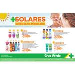 Ofertas de Cruz Verde, Dermo Solares