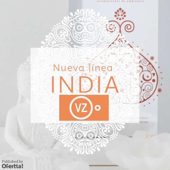 Ofertas de Vz, Nueva Línea India