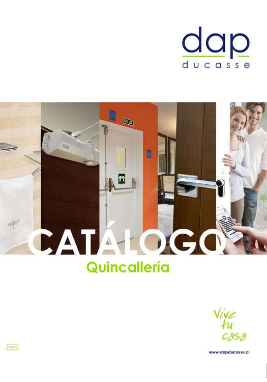 Ofertas de Dap Ducasse, Quincallería