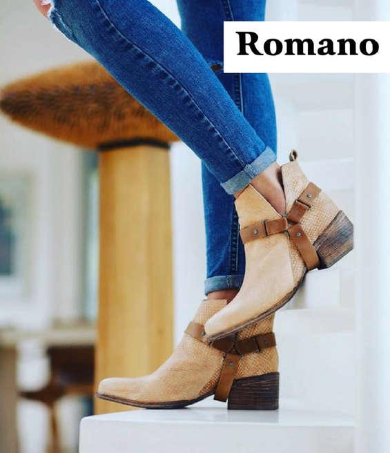 Ofertas de Romano, Lo más nuevo
