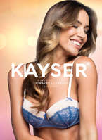 Ofertas de Kayser, Catálogo Primavera Verano