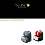 Ofertas de Pausa Masaje, Productos y servicios