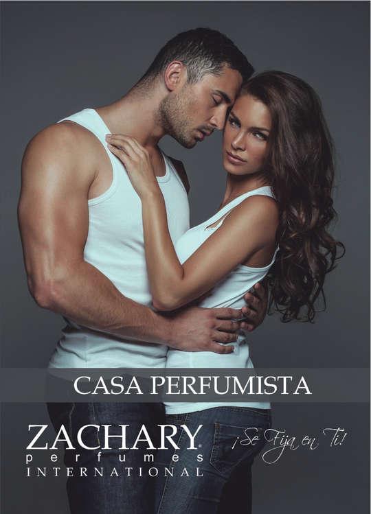 Ofertas de Zachary Perfumes, Catálogo 2018