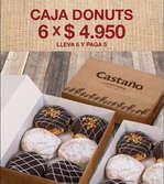 Ofertas de Castaño, Caja Donuts