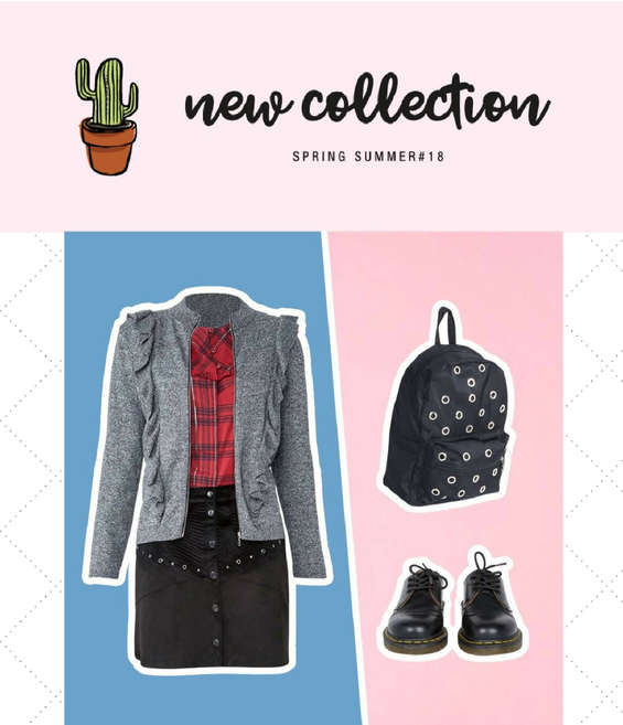 Ofertas de IO, New Collection