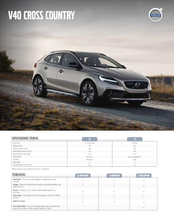Ofertas de Volvo, V40 Cross Country