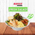 Ofertas de Buffet Express, ¡Fresh salad!