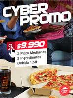 Ofertas de Pizza Hut, Cyber Promo