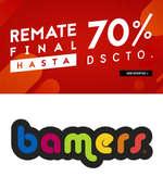 Ofertas de Bamers, Remate final