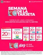 Ofertas de ABCDIN, Semana De La Tarjeta