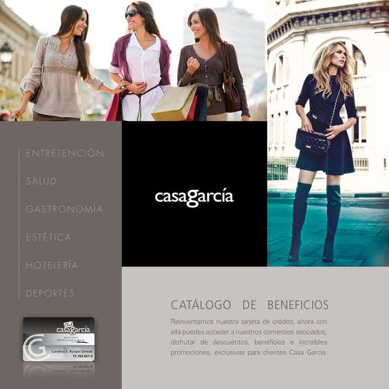 Ofertas de Casa García, catalogo beneficios